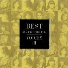 Best Audiophile Voices Vol.3