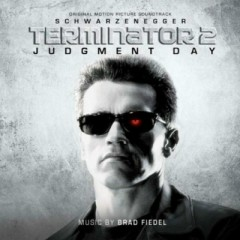 Terminator 2 : Judgement Day (Cd1) - Brad Fiedel