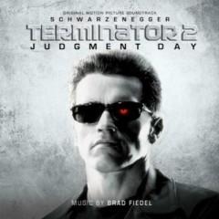 Terminator 2 : Judgement Day (Cd1) - Brad Fiedel