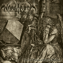 Spectral Visions Of Mental Warfare - Nargaroth