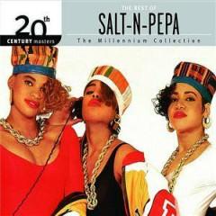 The Best Of Salt-N-Pepa (The Millennium Collection) - Salt-N-Pepa