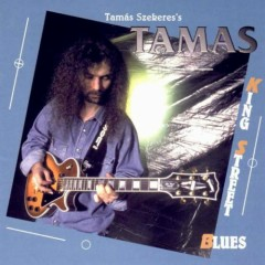 King Street Blues - Tamas Szekeres