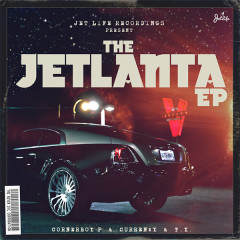 The Jetlanta (EP) - Corner Boy P, Curren$y, TY