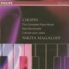 Chopin:The Complete Piano Music CD9 No. 2 - Nikita Magaloff