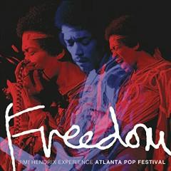 Freedom Atlanta Pop Festival (CD1) - The Jimi Hendrix Experience