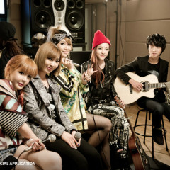 120801 YG ON AIR - 2NE1,Sungha Jung