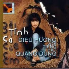 Diệu Hương - Bài Tình Ca Của Em - Quang Dũng