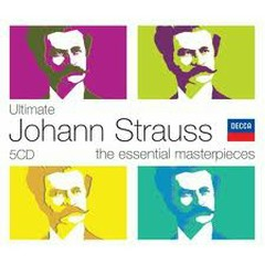 Ultimate Strauss Family CD3