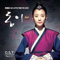 Dong Yi OST Part.1 - Jang Na Ra