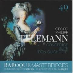 Baroque Masterpieces CD 49 - Telemann Suite Don Quichotte (No. 1)