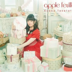 apple feuille - Ayana Taketatsu