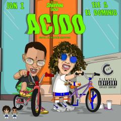 Acido (Single) - Jon Z, Ele A El Dominio