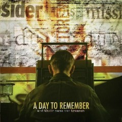 And Their Name Was Treason - A Day To Remember
