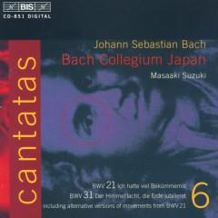 Bach - Cantatas Vol 6 CD2