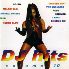 D.J. Hits Vol. 10 CD1