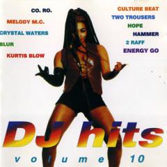 D.J. Hits Vol. 10 CD2