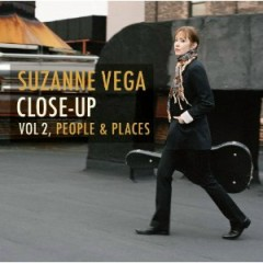 Close Up Vol 2 People And Places - Suzanne Vega