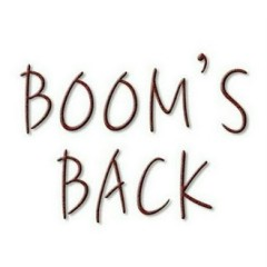 Boom's Back