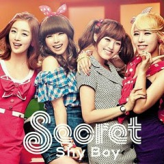 Shy Boy (Japanese Album) - Secret