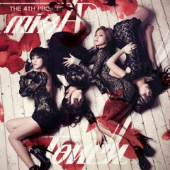 Touch (Chinese Ver.) - Miss A