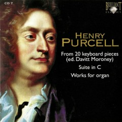 Henry Purcell - Complete Chamber Music CD 7 - From 20 keyboard Pieces (No. 2) - Pieter-Jan Belder,Musica Amphion