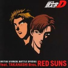 Initial D Vocal Battle Special feat. Takahashi Bros. Red Suns - Initial D
