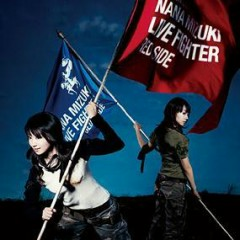 Nana Mizuki Live Fighter Blue Side