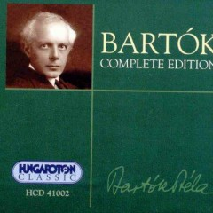 Bartok - Vocal Works (CD8) - Béla Bartók