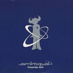 Cosmic Girl [European UK Maxi Release] - Jamiroquai
