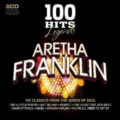 100 Hits Legends (CD5)