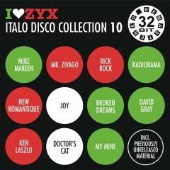 I Love ZYX Italo Disco Collection 10  cd3