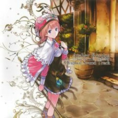 Atelier Rorona Original Sound Track CD2 No.2