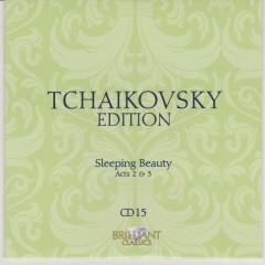 Tchaikovsky Edition CD 15 (No. 2)