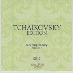 Tchaikovsky Edition CD 15 (No. 3)