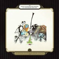 Danny Elfman & Tim Burton 25th Anniversary Music Box Disc 6 No.2