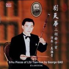 高韶青演奏 / Erhu Pieces of LIU Tian-hua by George GAO - George Gao