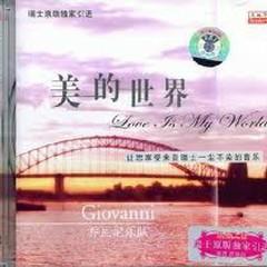 Love Is My World - Giovanni Marradi