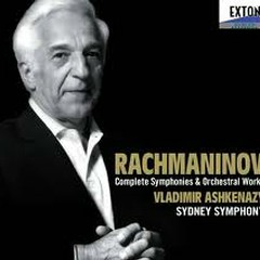 Rachmaninov: Complete Symphonies & Orchestral Works CD5 - Vladimir Ashkenazy,Sydney Symphony Orchestra