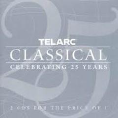 Telarc Celebrating 25 Years CD1