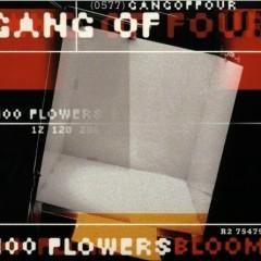 100 Flowers Bloom (CD4) - Gang Of Four