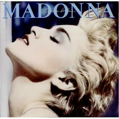 True Blue (UK) - Madonna