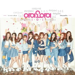 Chrysalis (1st Mini Album) - I.O.I