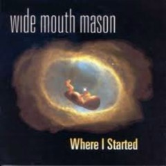 Where I Started - Wide Mouth Mason
