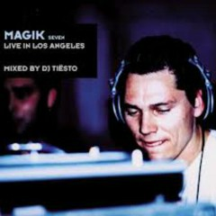 Magik 7 - Live In Los Angeles - Tiesto