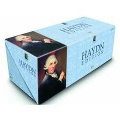 Haydn Edition CD 080 No. 1