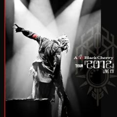 Acid Black Cherry Tour -2012- Live CD (CD2) - Acid Black Cherry