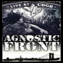 Live At CBGB-25 Years Of Blood,Honor And Truth (CD2) - Agnostic Front