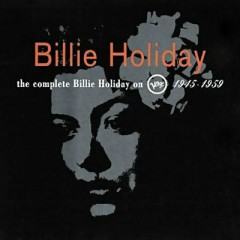 Billie Holiday ‎- The Complete Billie Holiday On Verve 1945-1959 (CD8)