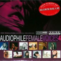 Audiophile Female Voices 4