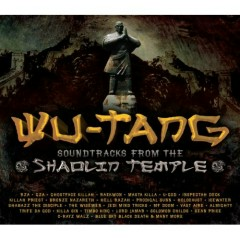 Soundtracks From The Shaolin Temple (CD1)